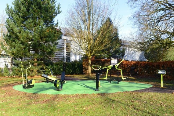 Horsham Park Outdoor Gym