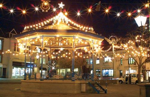 Horsham Carfax Lights