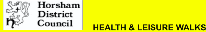 HDC Health & Leisure Walks logo