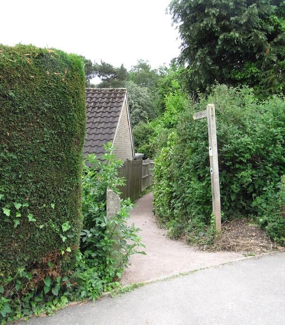 Sandeman Way Riverside Walk
