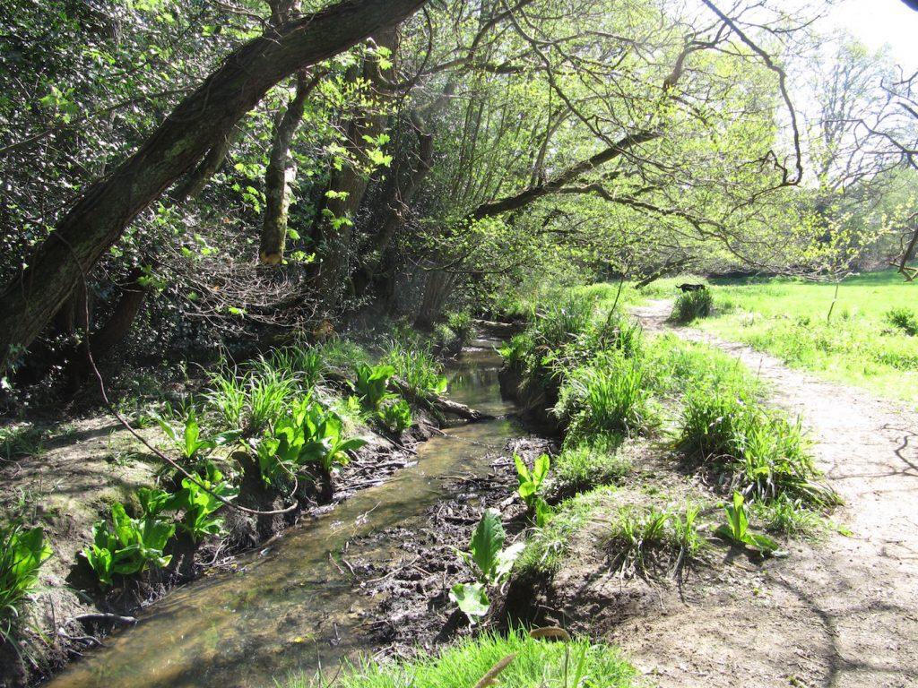 Riverside Walk in Bens Acre